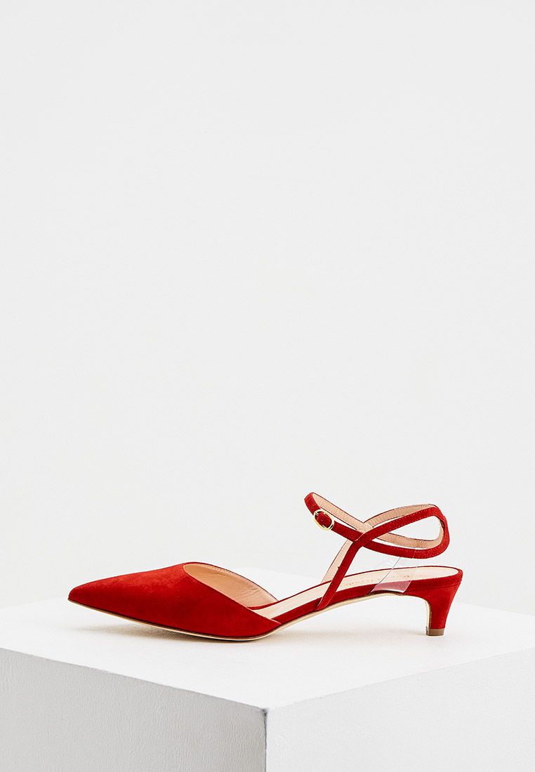 Женские туфли Rupert Sanderson RES20-21-SUEDE