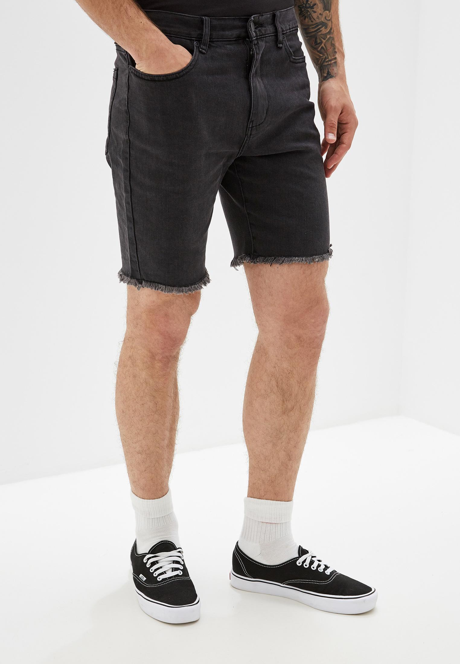 Мужские джинсовые шорты RVCA N1WKRA-RVP9-3814