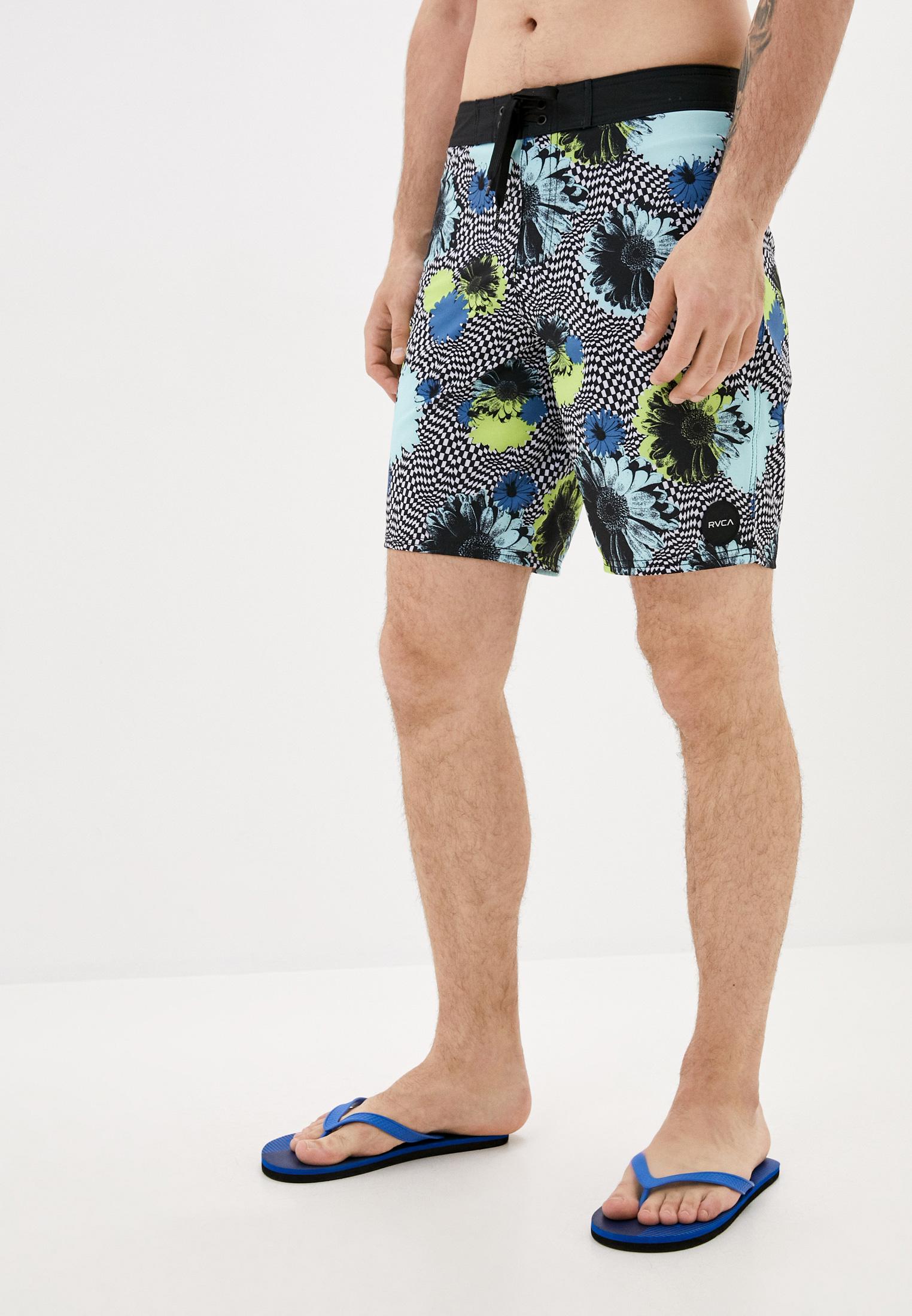Мужские шорты для плавания RVCA S1BSRJ-RVP0-4563