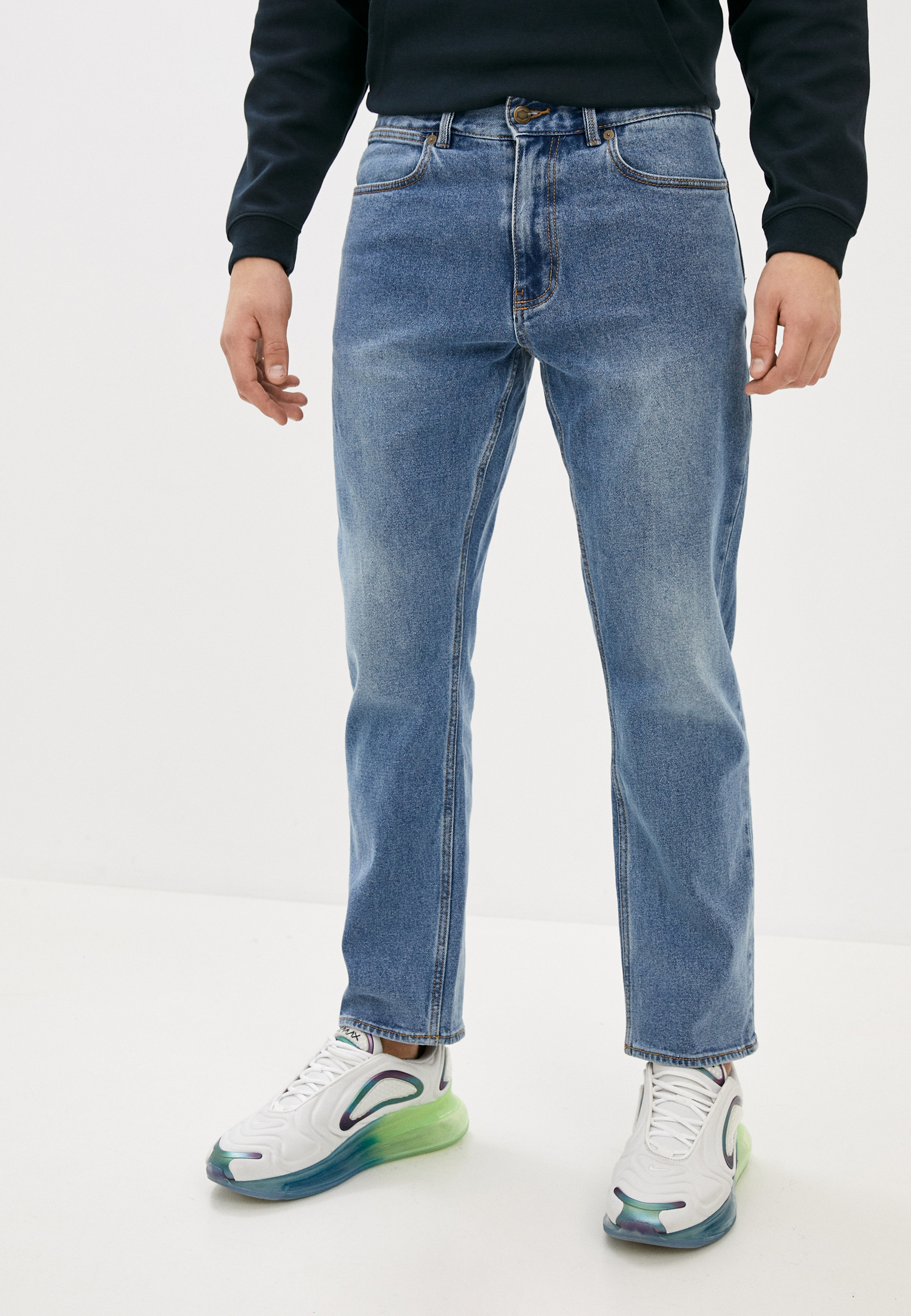 Мужские джинсы RVCA U1PNRR-RVF0-2864