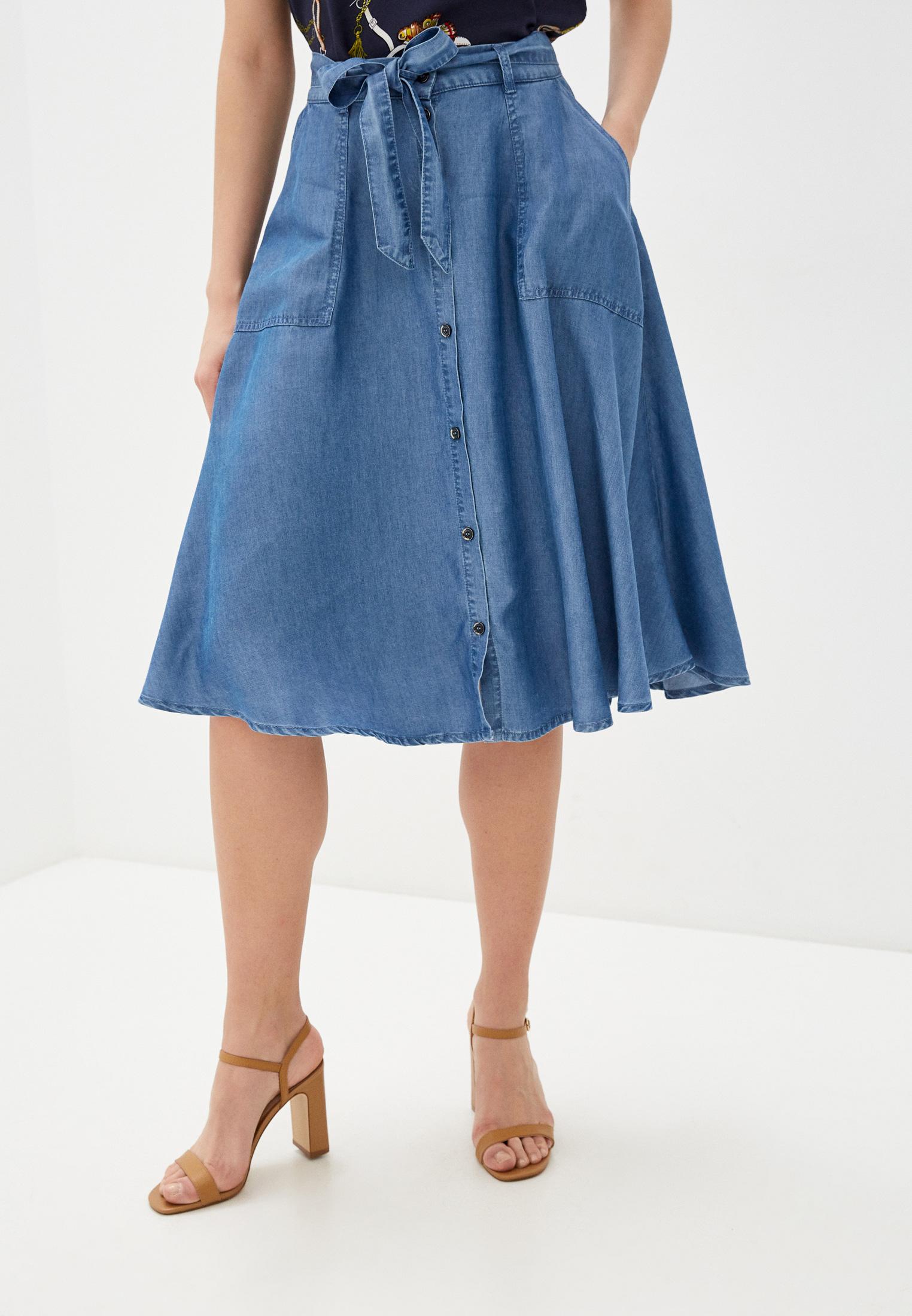 Джинсовая юбка Savage (Саваж) 015609/60