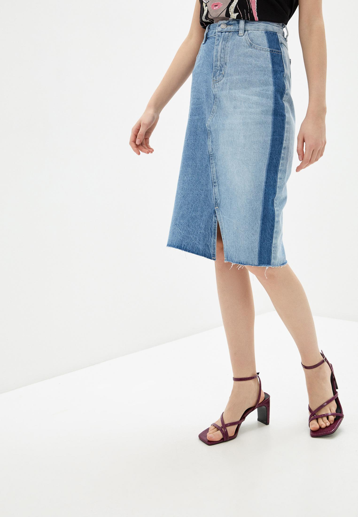 Джинсовая юбка Savage (Саваж) 015625/65