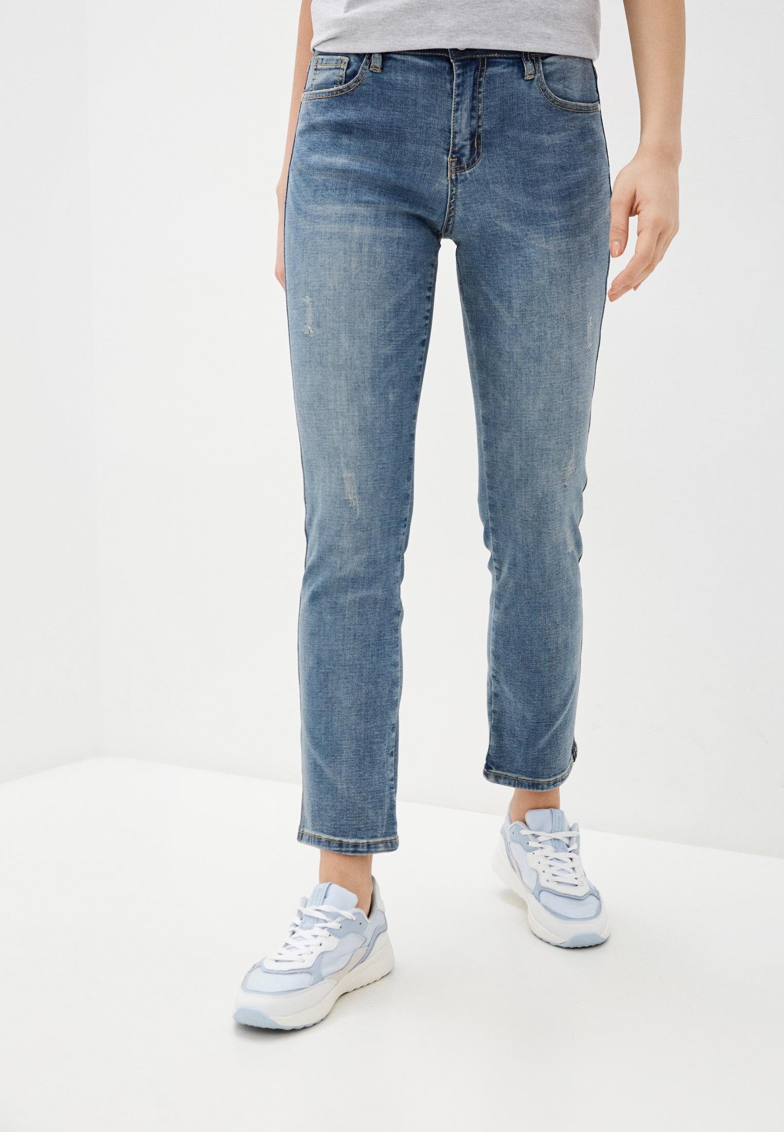 Зауженные джинсы Savage (Саваж) 015627/65