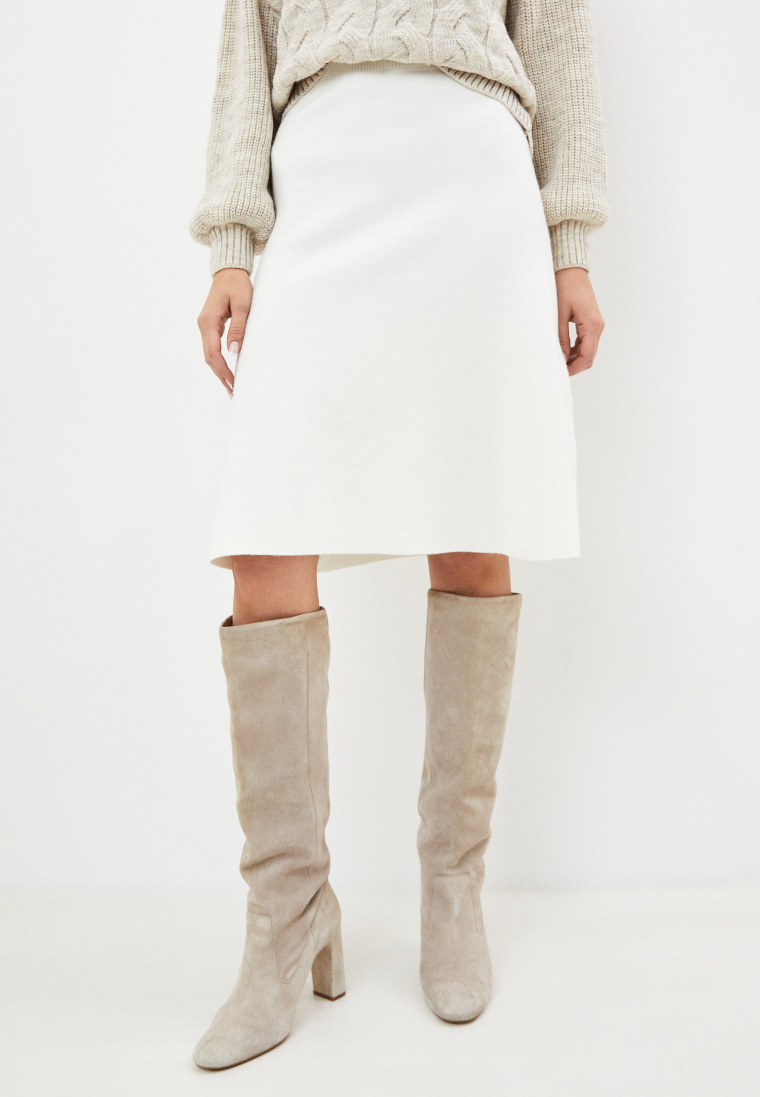 Широкая юбка Savage (Саваж) 110717/1