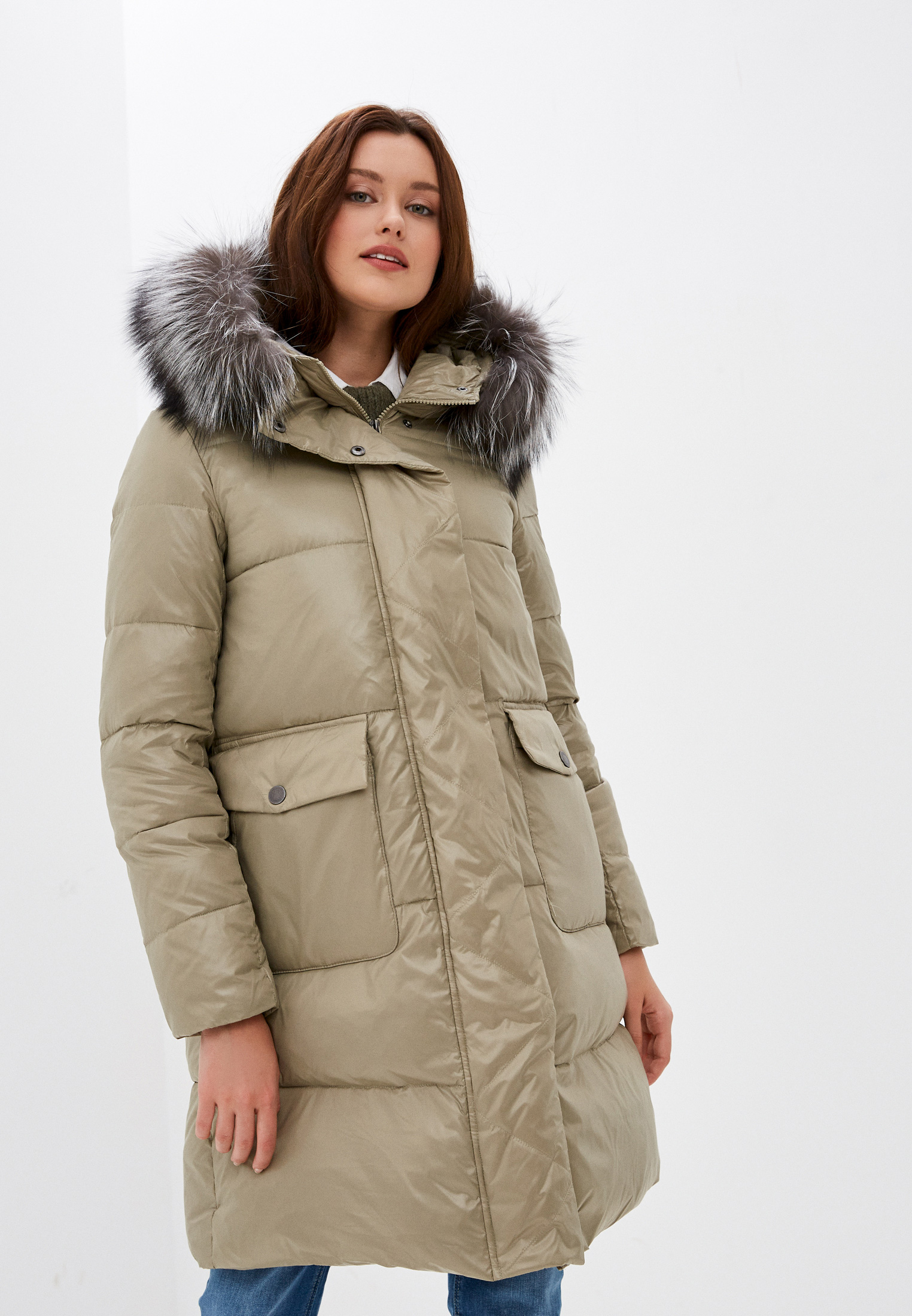 Утепленная куртка Savage (Саваж) 110013/57