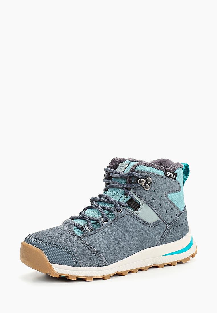 Ботинки для мальчиков SALOMON (Саломон) L40478700
