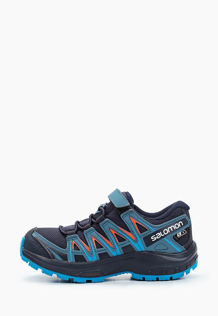 Кроссовки для мальчиков SALOMON (Саломон) L40643500