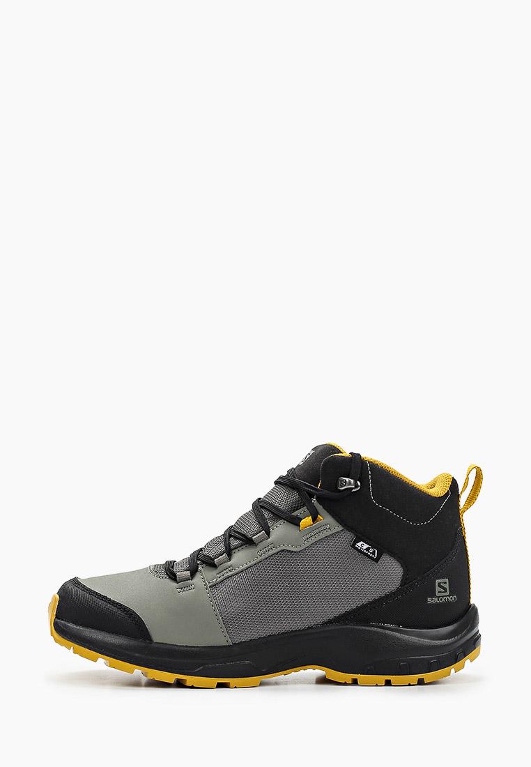 Ботинки для мальчиков SALOMON (Саломон) L40972200