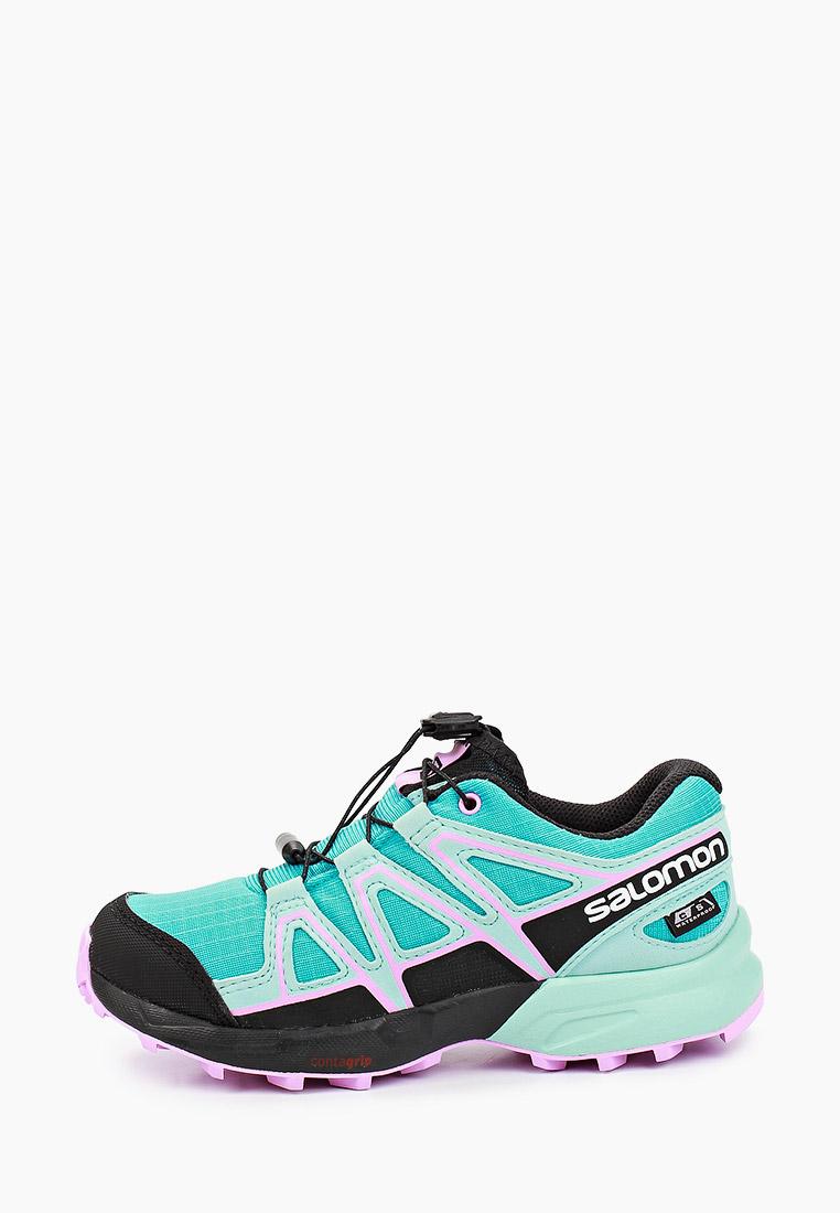 Кроссовки для мальчиков SALOMON (Саломон) L41287500