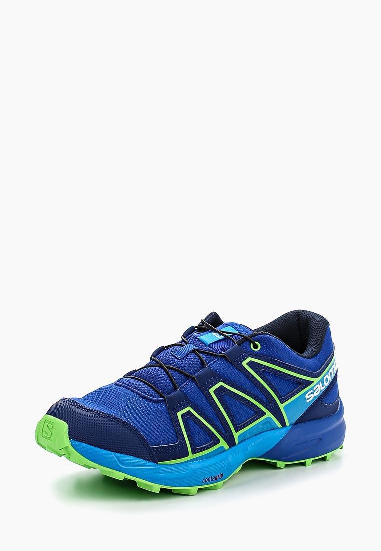 Кроссовки для мальчиков SALOMON (Саломон) L39238400