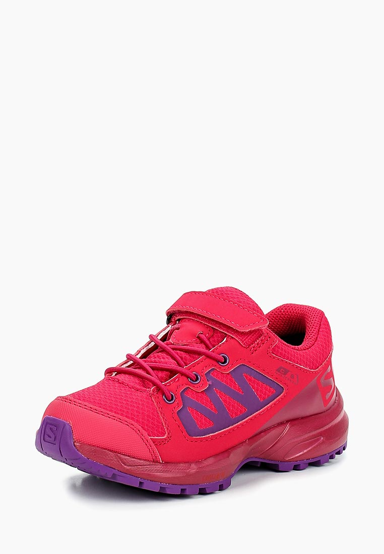 Кроссовки для девочек SALOMON (Саломон) L40479200