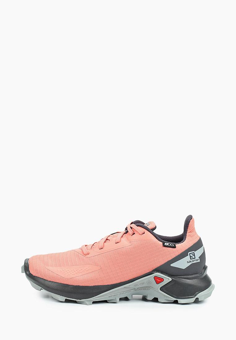 Кроссовки для девочек SALOMON (Саломон) L41122700