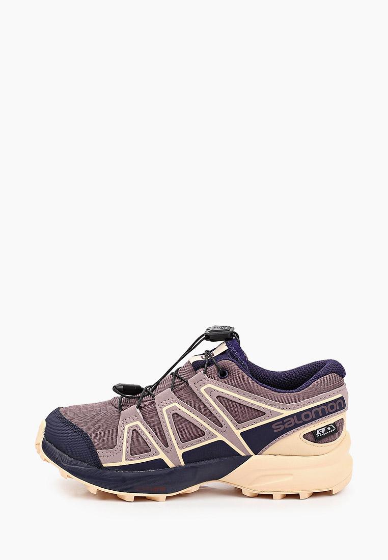Кроссовки для девочек SALOMON (Саломон) L40957700