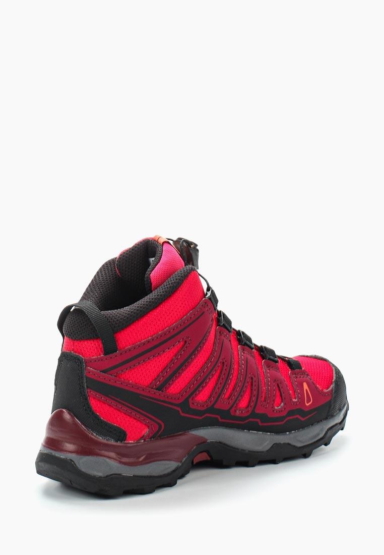Ботинки для девочек SALOMON (Саломон) L39865100: изображение 2
