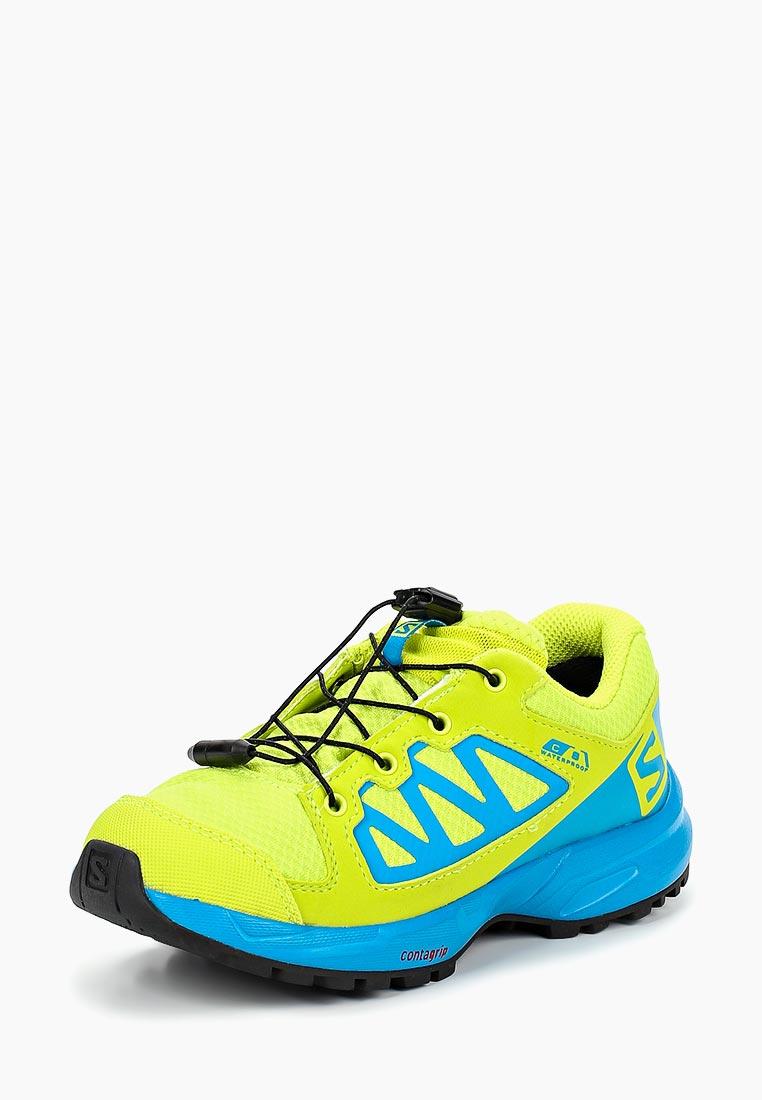 Кроссовки для девочек SALOMON (Саломон) L40478000