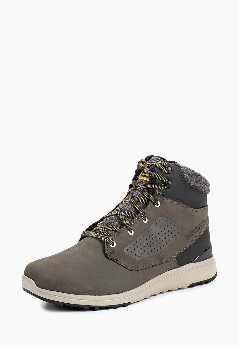 Мужские ботинки SALOMON (Саломон) L40479800