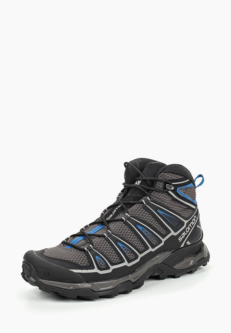 Мужские ботинки SALOMON (Саломон) L37916900