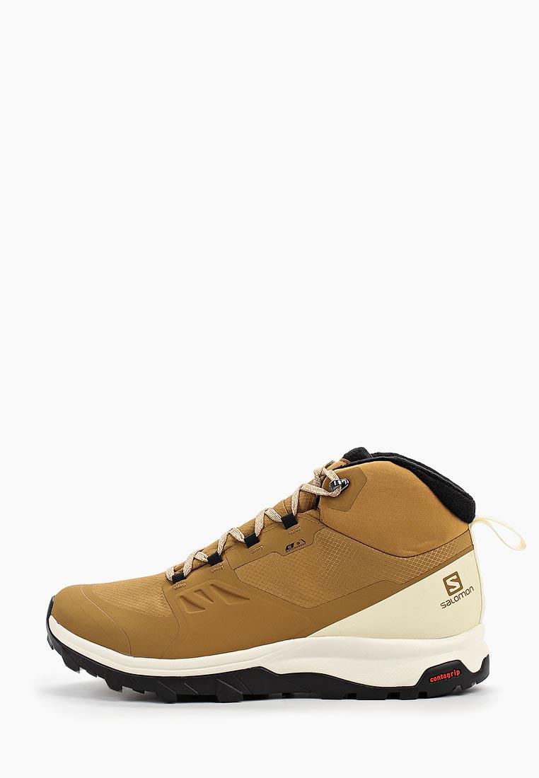 Мужские ботинки SALOMON (Саломон) L40794300