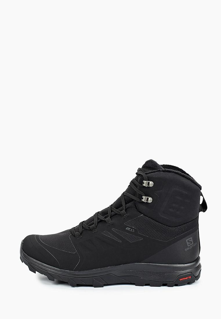 Спортивные мужские ботинки SALOMON (Саломон) L40922300