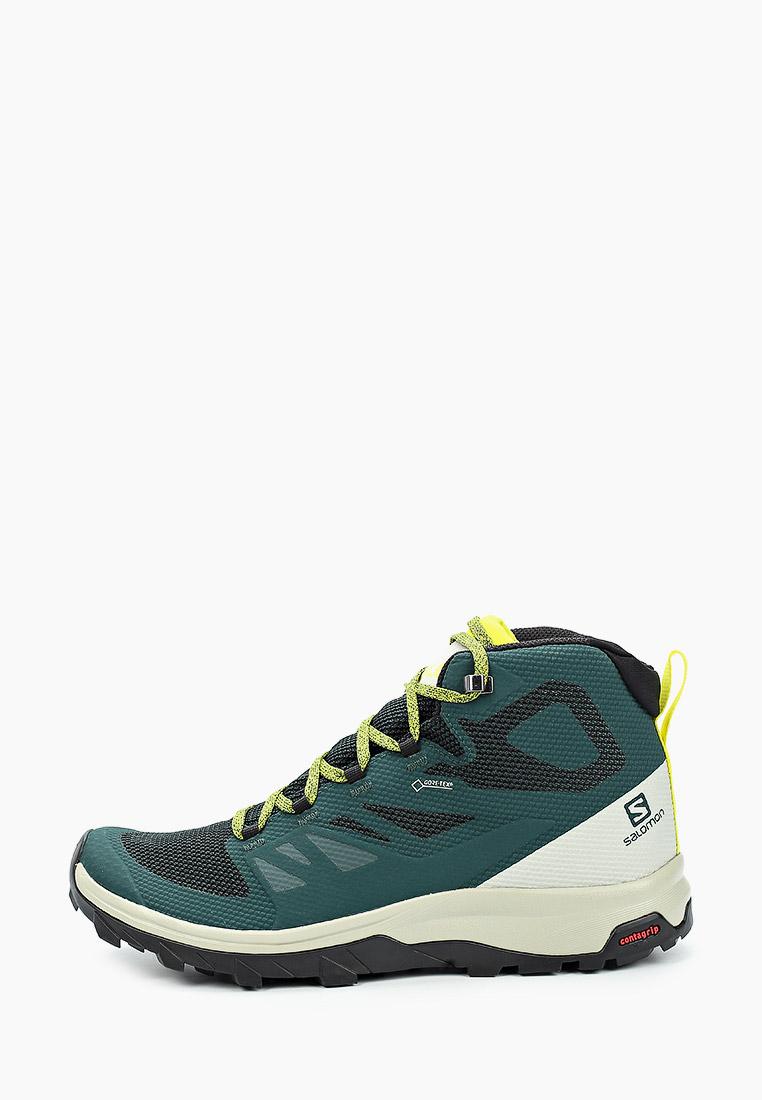 Мужские ботинки SALOMON (Саломон) L40996400