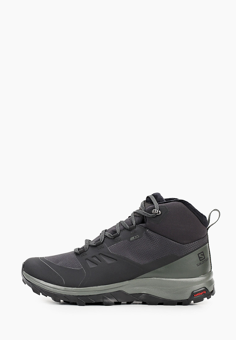 Мужские ботинки SALOMON (Саломон) Ботинки трекинговые Salomon