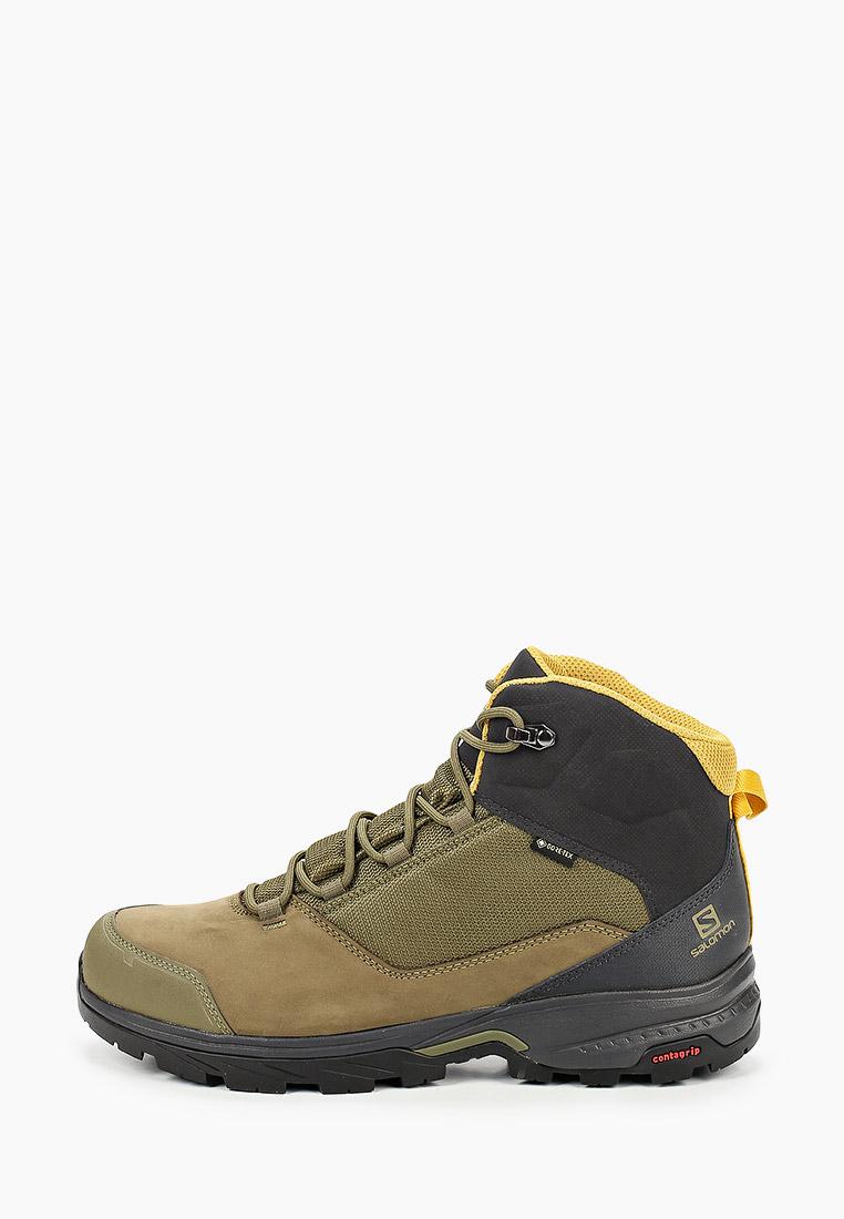 Мужские ботинки SALOMON (Саломон) L40958400