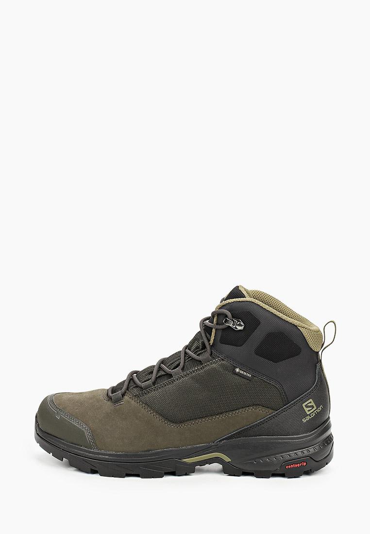 Мужские ботинки SALOMON (Саломон) L40957900