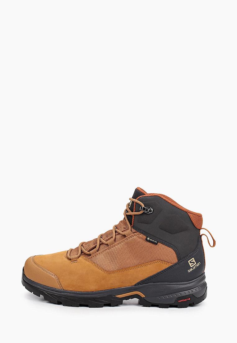 Спортивные мужские ботинки SALOMON (Саломон) L41042300