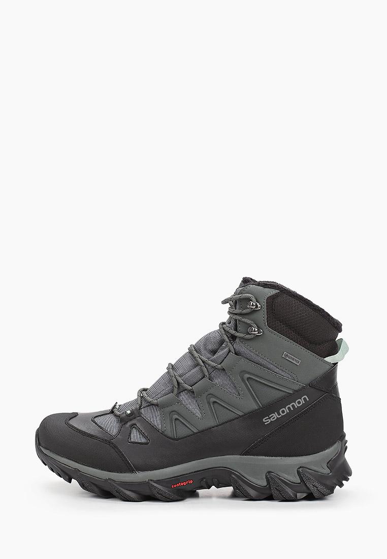Спортивные мужские ботинки SALOMON (Саломон) L41010200