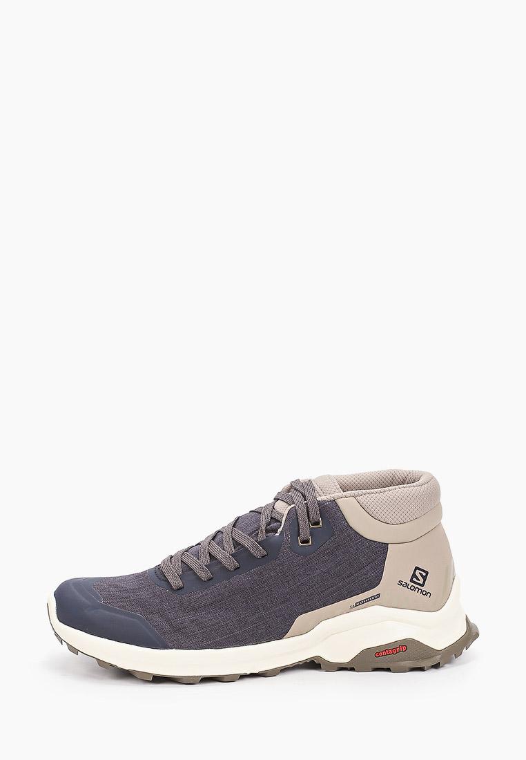 Спортивные мужские ботинки SALOMON (Саломон) L41103600