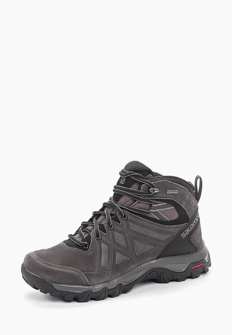 Мужские ботинки SALOMON (Саломон) L39871400
