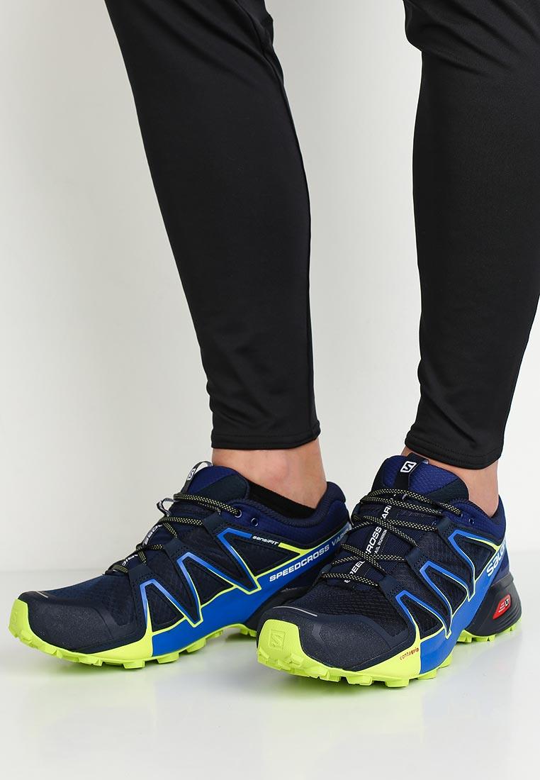 Мужские кроссовки SALOMON (Саломон) L39452400: изображение 5