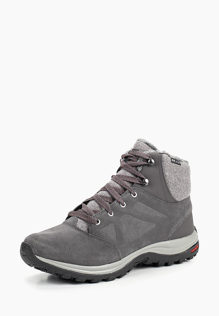 Женские ботинки SALOMON (Саломон) L40469700