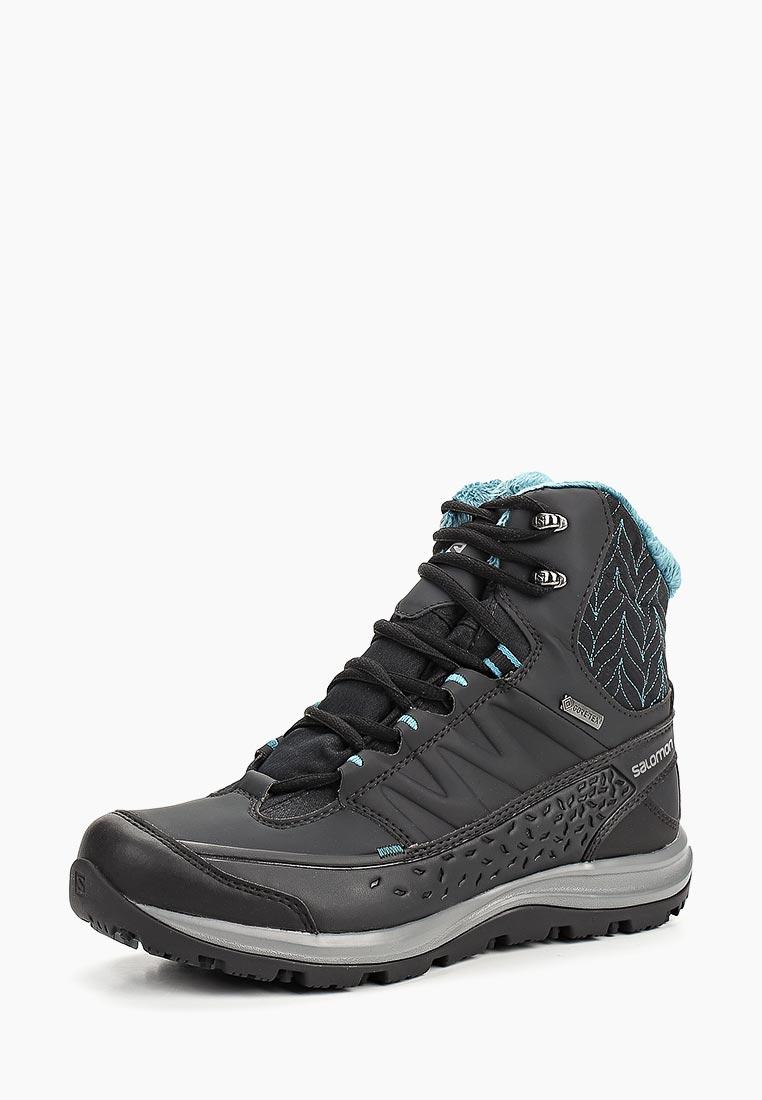 Женские ботинки SALOMON (Саломон) L40473500