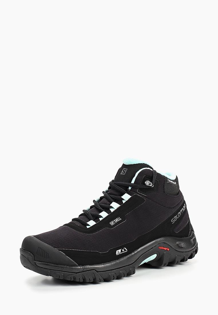 Женские ботинки SALOMON (Саломон) L40473100