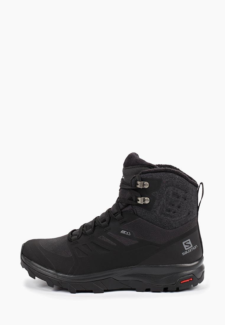 Женские ботинки SALOMON (Саломон) L40795000