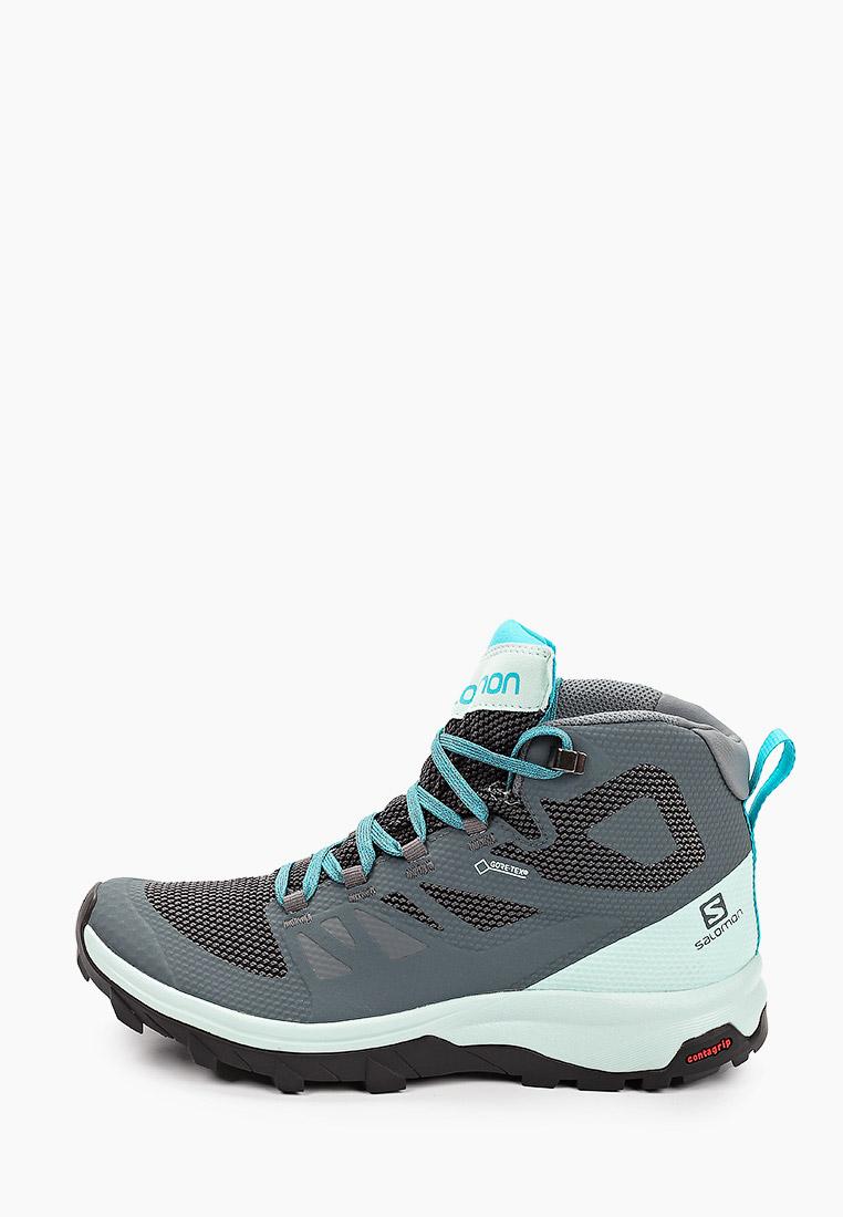 Женские ботинки SALOMON (Саломон) L40996500