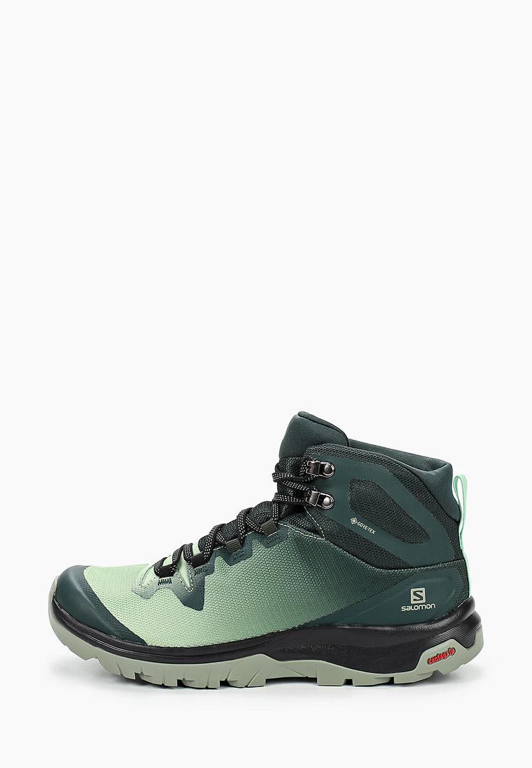 Женские ботинки SALOMON (Саломон) L40984900