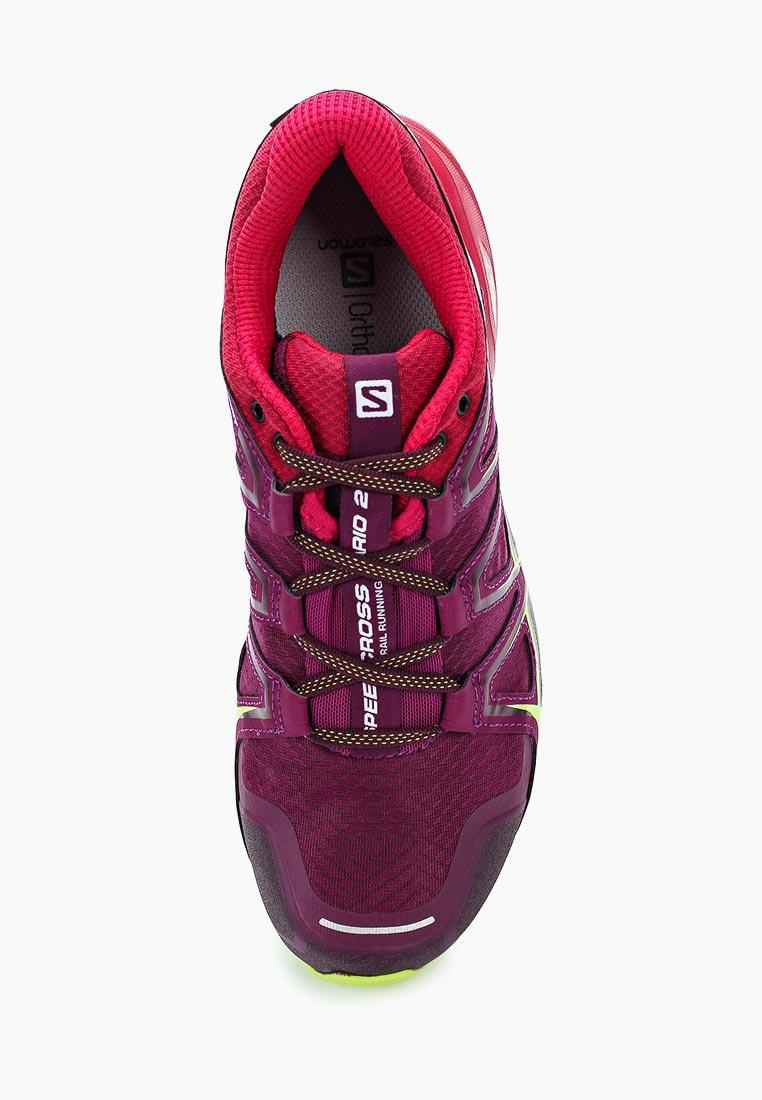Женские кроссовки SALOMON (Саломон) L40071600: изображение 4