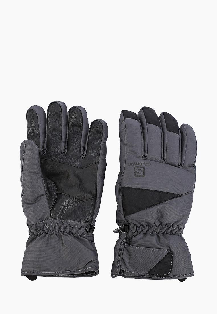 Мужские перчатки SALOMON (Саломон) LC1182800