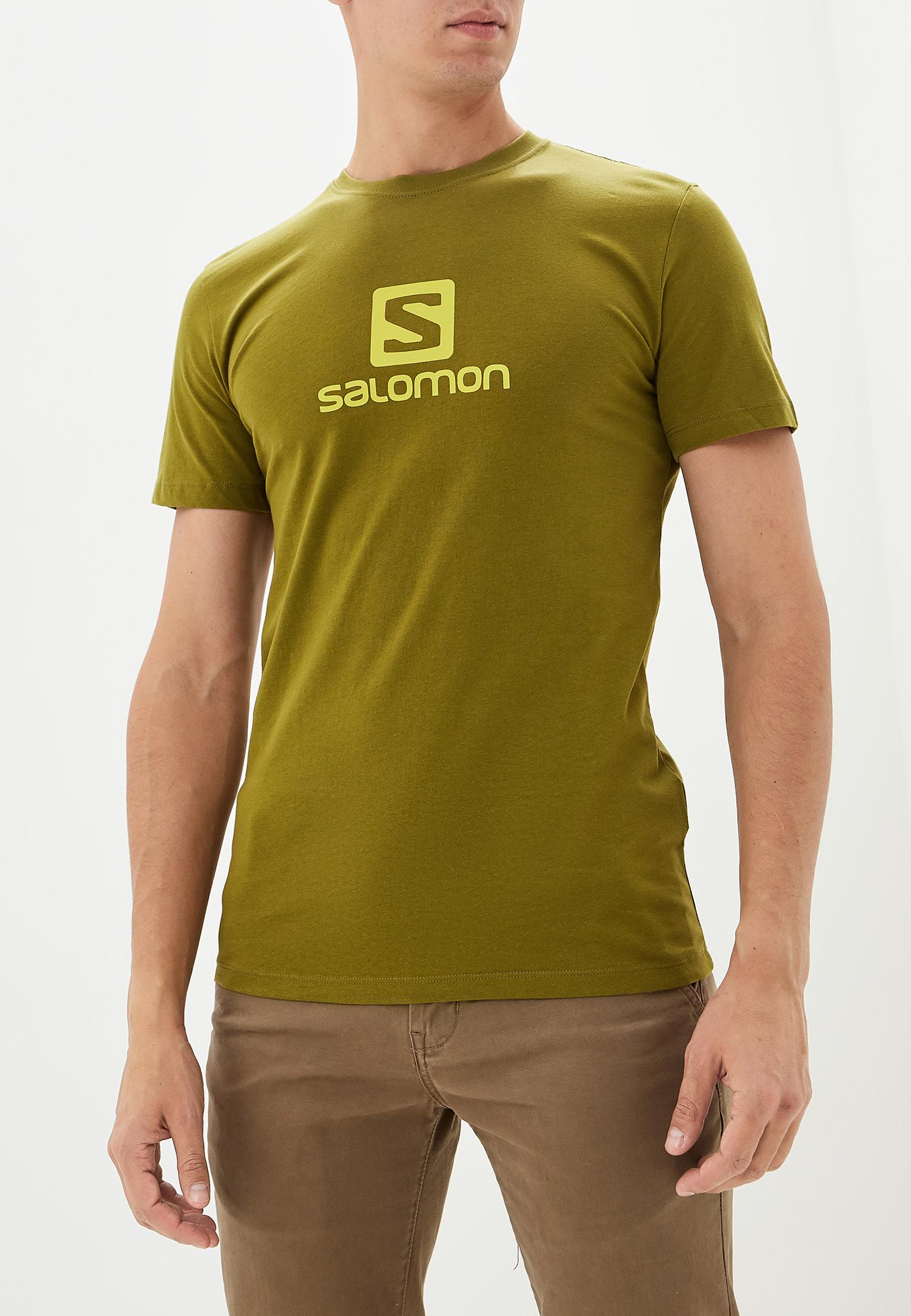 Спортивная футболка SALOMON (Саломон) LC1052300