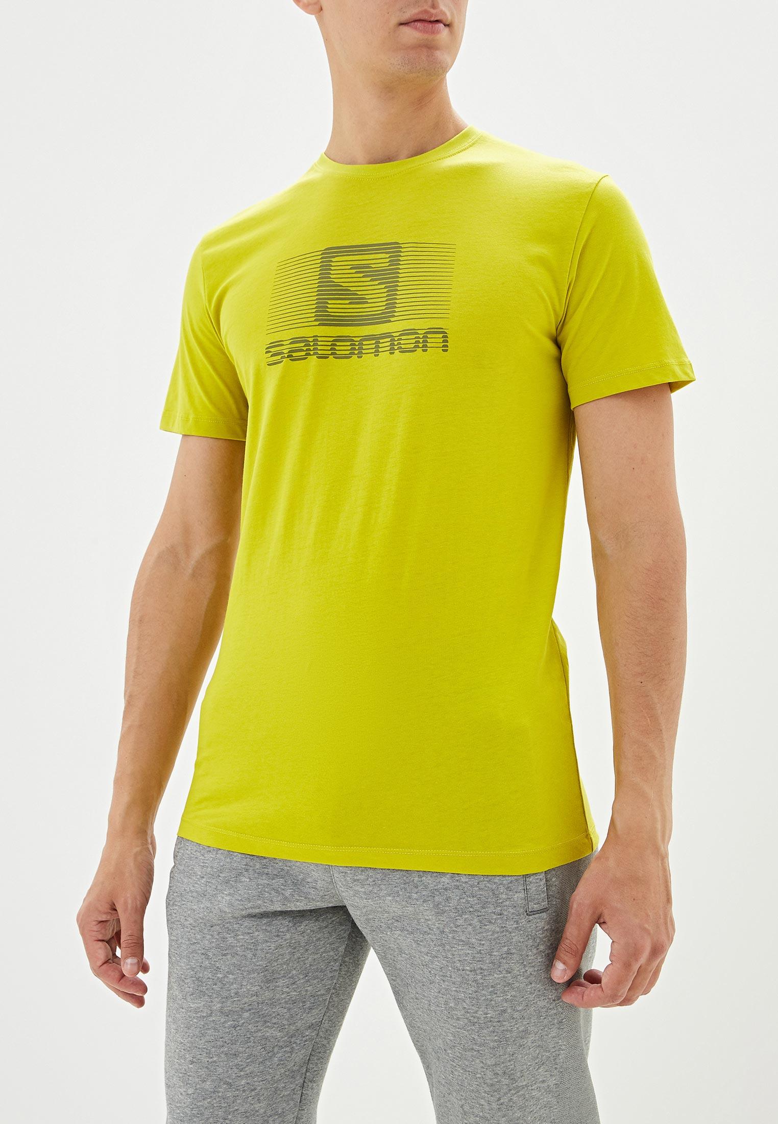 Спортивная футболка SALOMON (Саломон) LC1053000