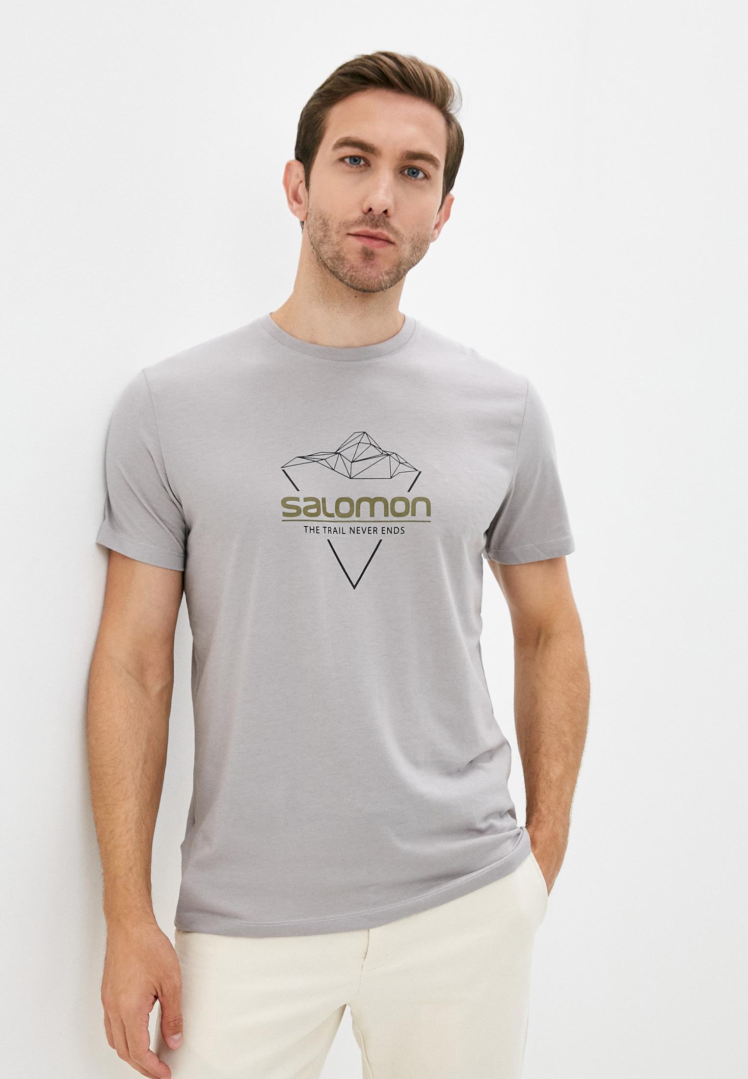 Футболка SALOMON (Саломон) LC1408300