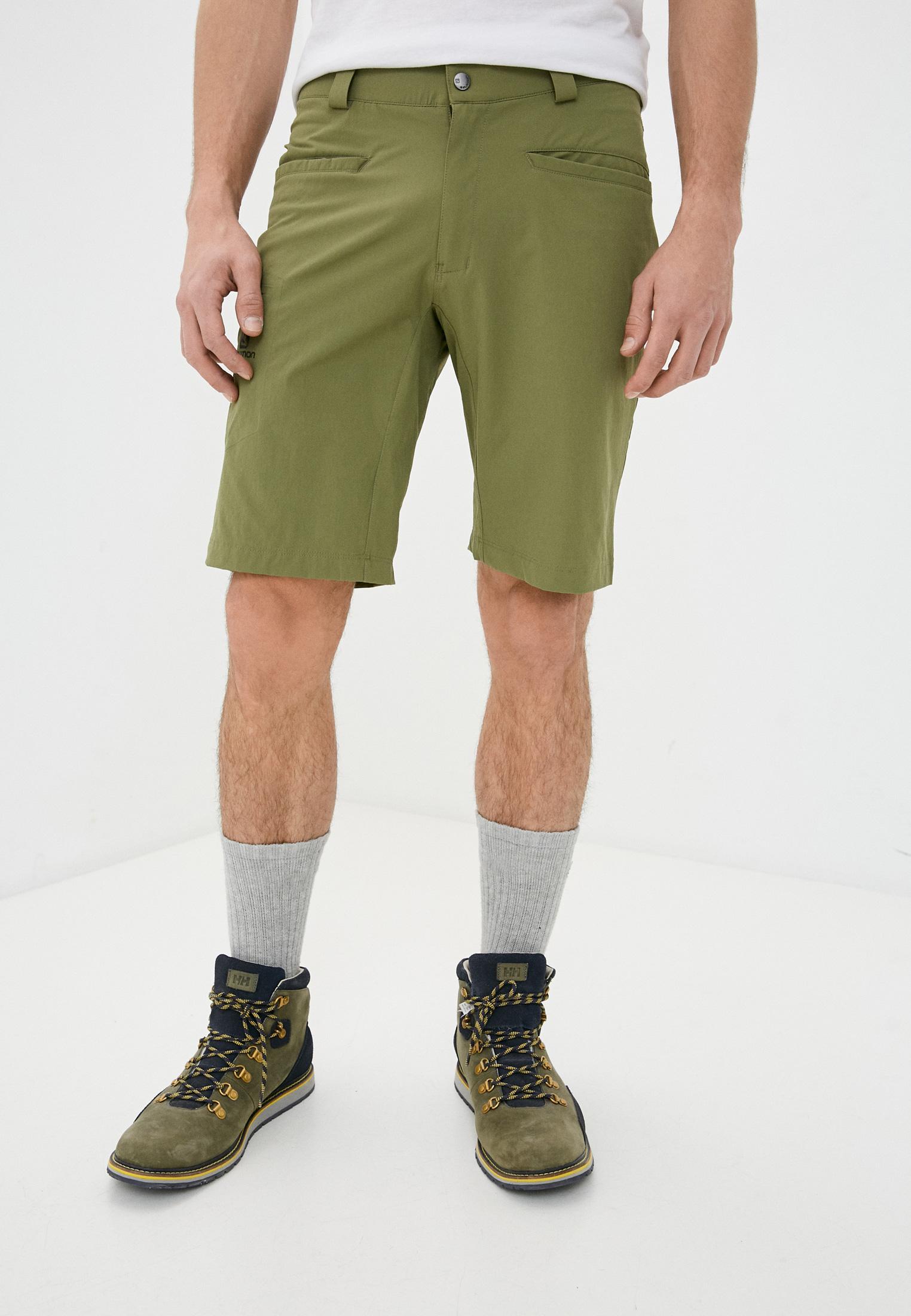 Мужские спортивные шорты SALOMON (Саломон) Шорты Salomon