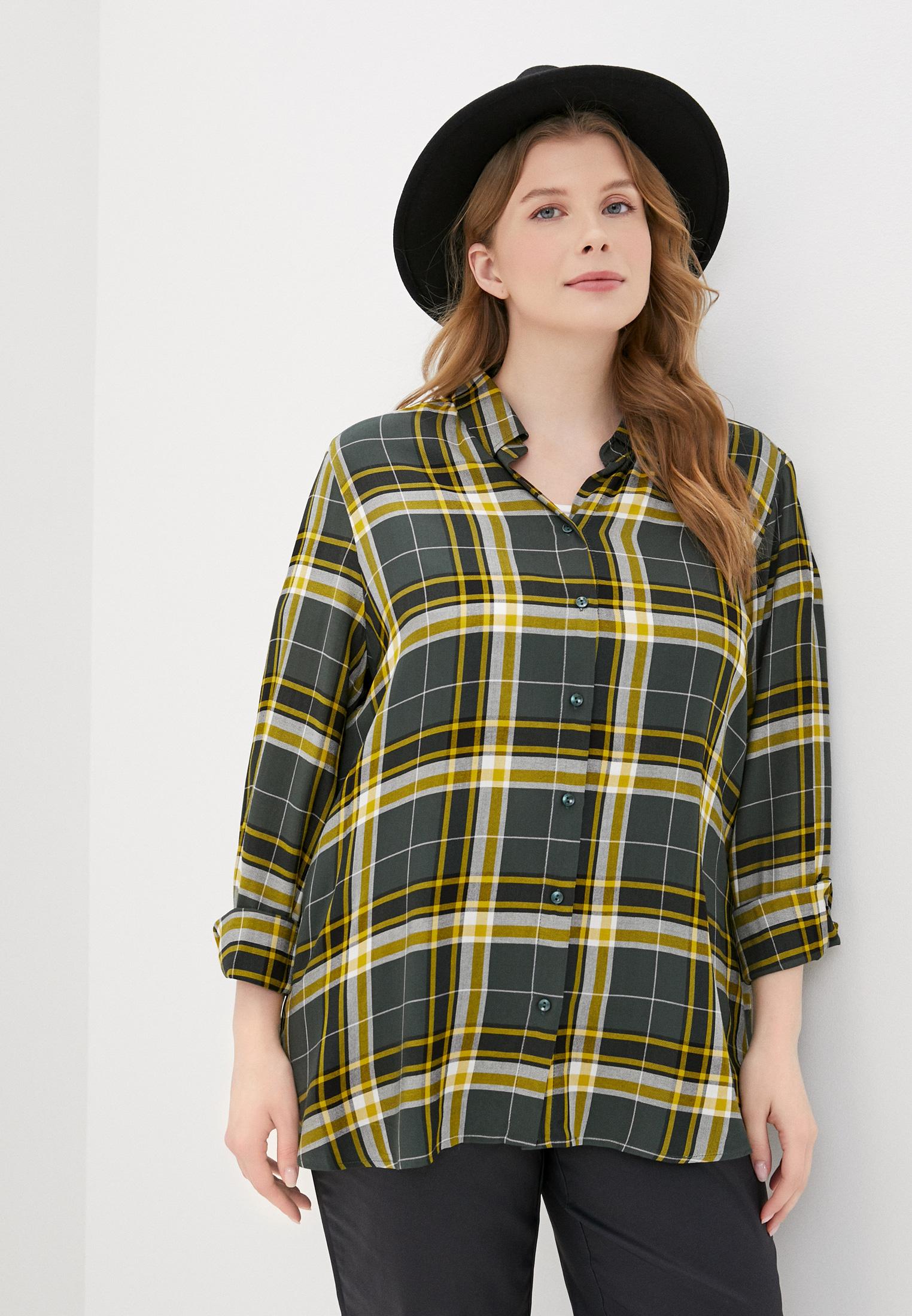 Женские рубашки с длинным рукавом Samoon by Gerry Weber 360206-21415