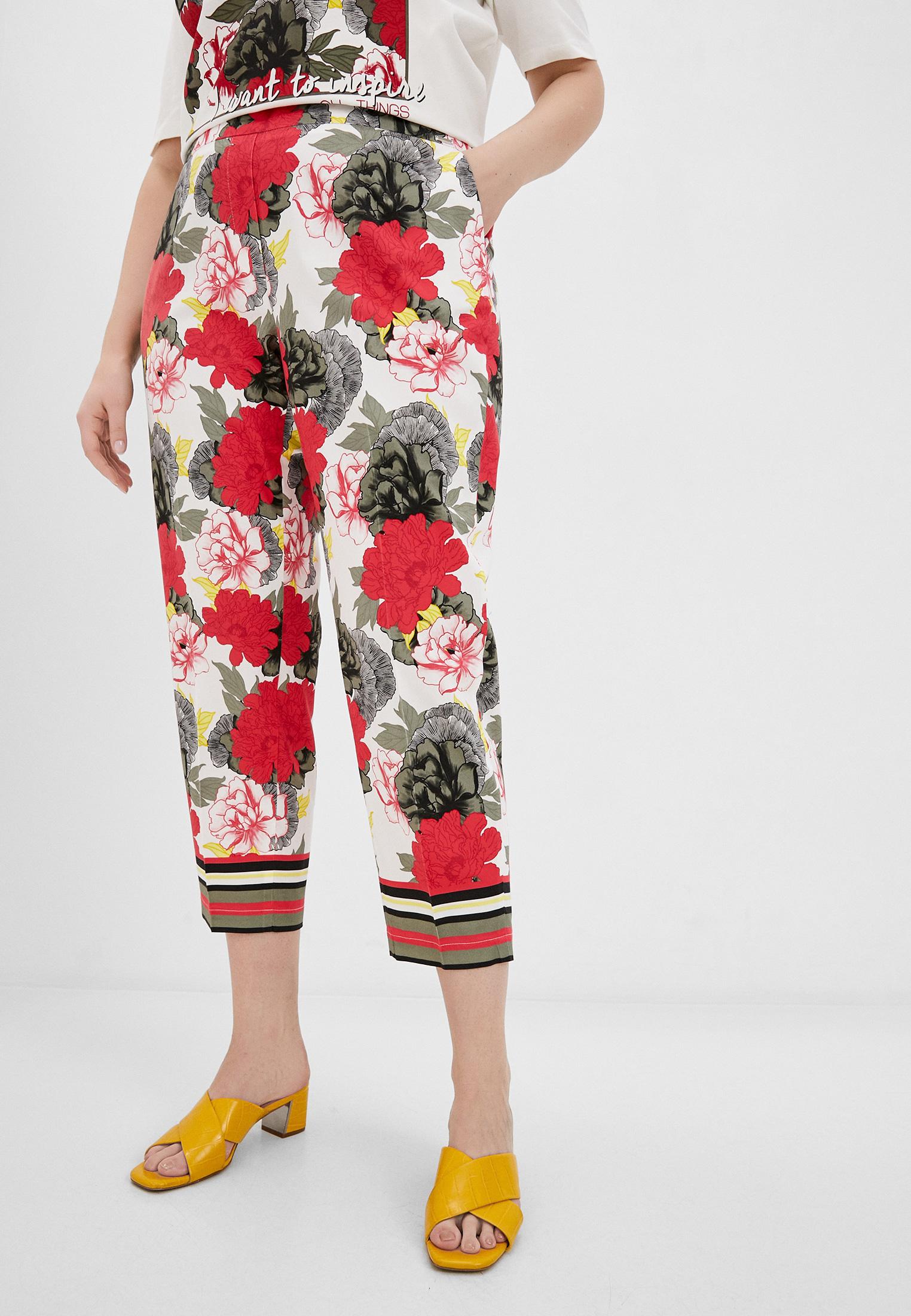 Женские прямые брюки Samoon by Gerry Weber 420045-21109