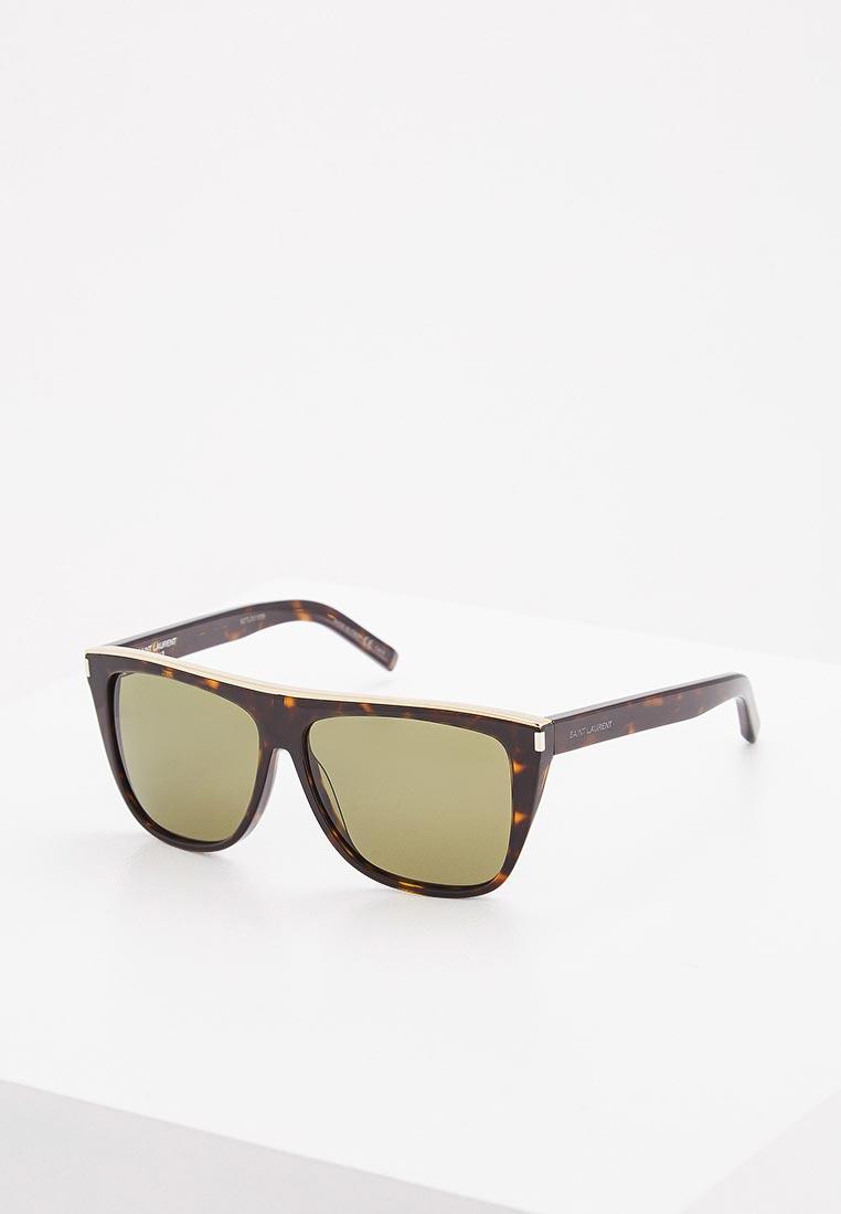 Мужские солнцезащитные очки Saint Laurent SL 1 COMBI