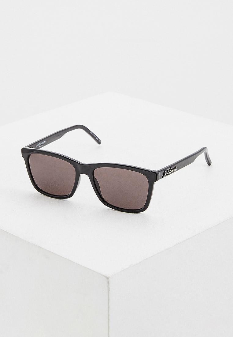 Мужские солнцезащитные очки Saint Laurent SL 318