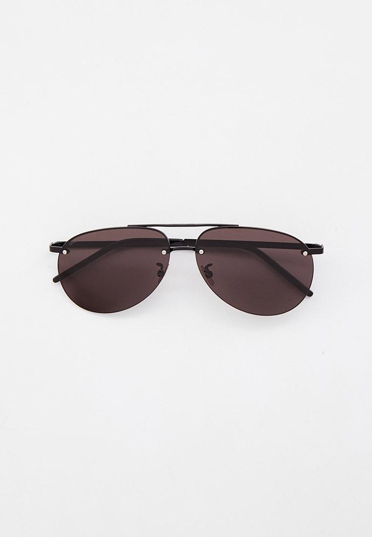 Женские солнцезащитные очки Saint Laurent Очки солнцезащитные Saint Laurent