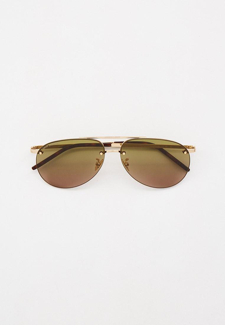 Женские солнцезащитные очки Saint Laurent SL 416